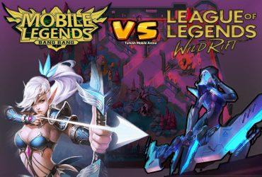LoL Mobile: Wild Rift vs Mobile Legends